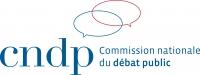 Logo de la CNDP RVB 20cm
